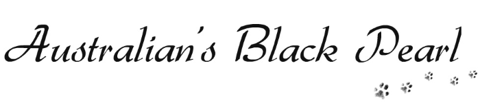 Australian's Black Pearl